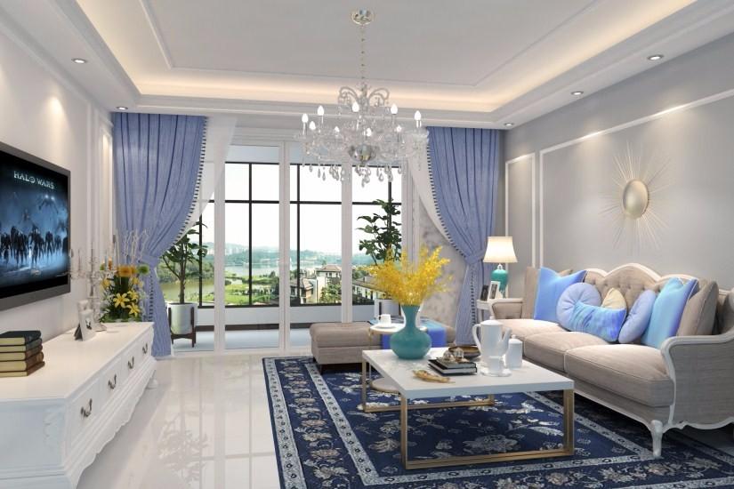 2021简欧240平米装修图片 2021简欧二居室装修设计