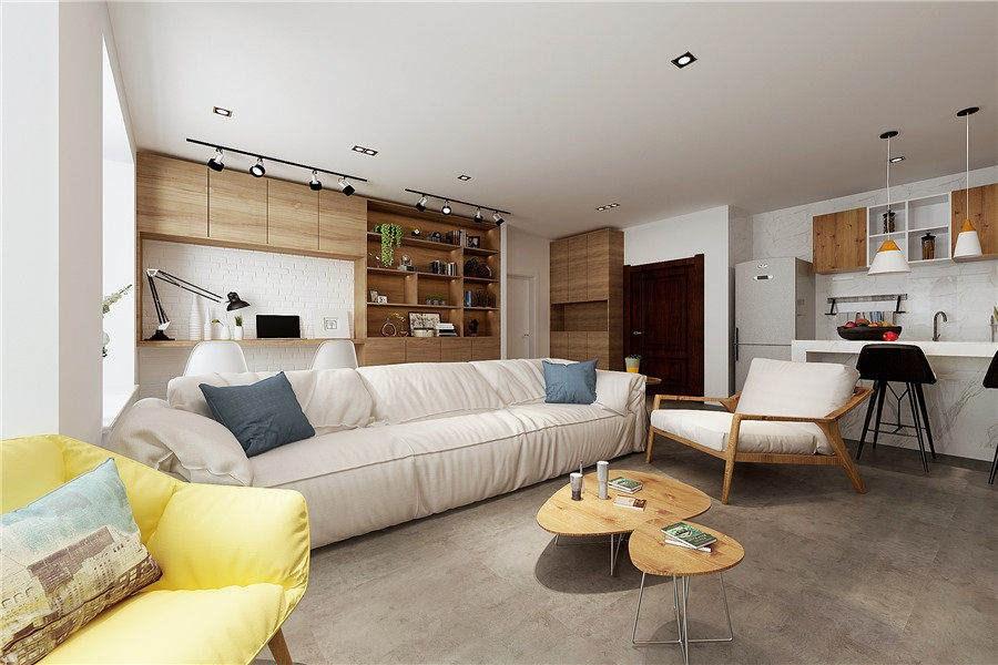 4室2卫2厅170平米北欧风格