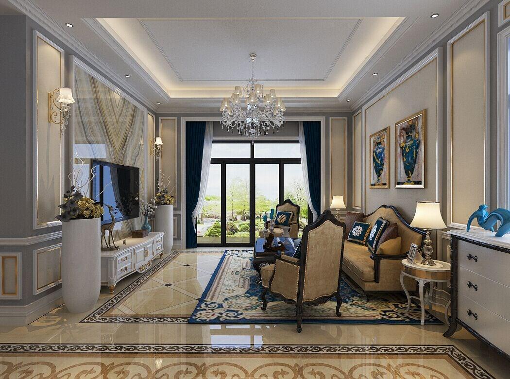 5室3卫2厅270平米欧式风格