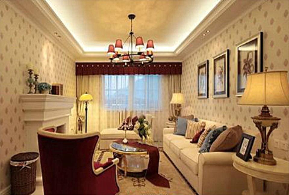 2室1卫2厅古典风格