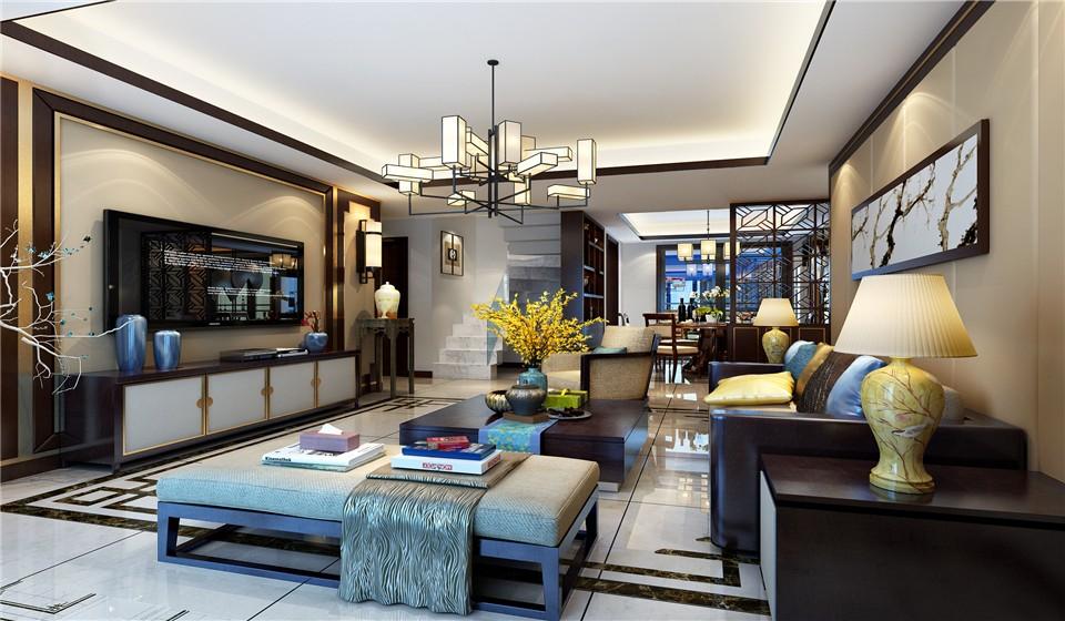 3室1卫2厅178平米古典风格