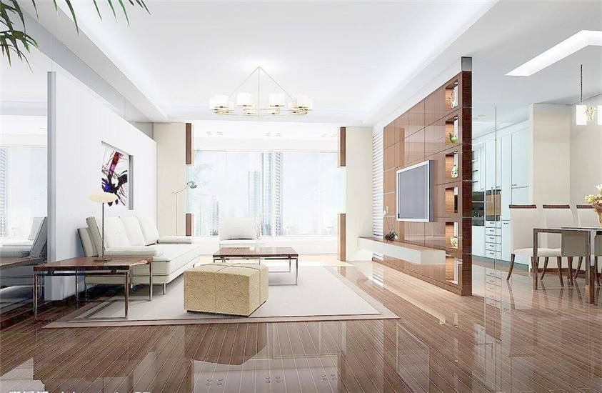 2室1卫1厅280平米简欧风格