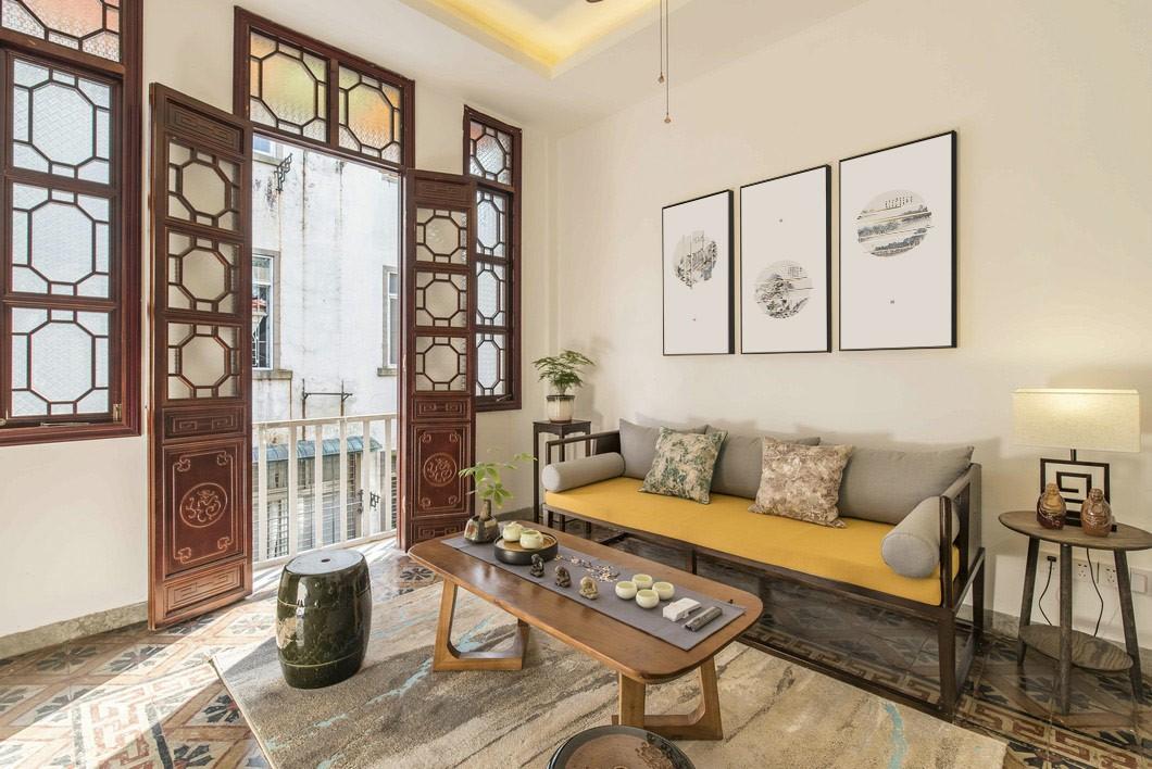 2019中式60平米以下装修效果图大全 2019中式二居室装修设计