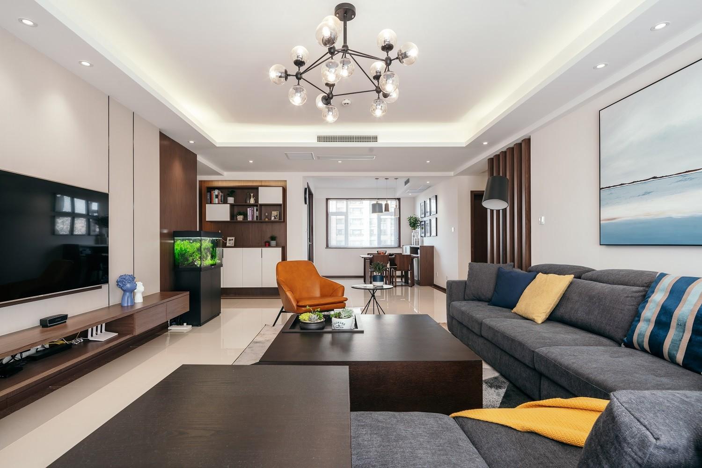 3室2卫2厅120平米北欧风格