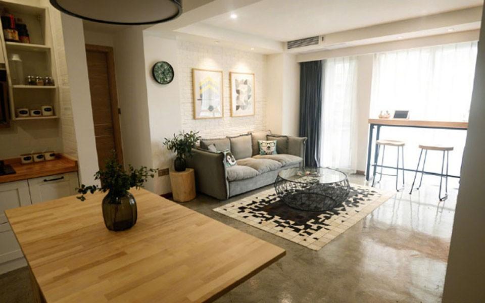 3室1卫1厅85平米北欧风格