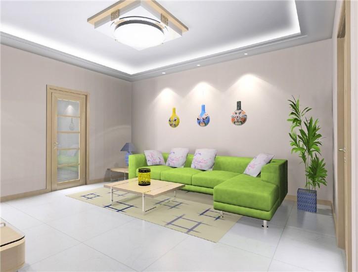 3室2卫1厅168平米现代简约风格