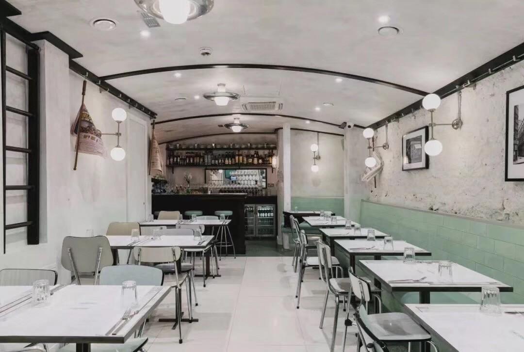 2019洛可可餐厅效果图 2019洛可可餐桌装修图片