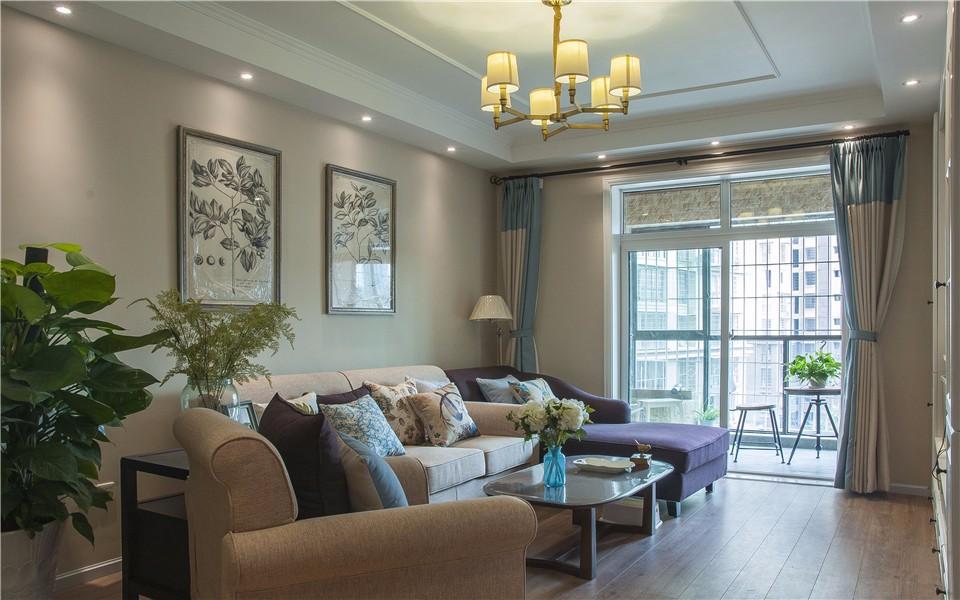 2019现代60平米以下装修效果图大全 2019现代二居室装修设计
