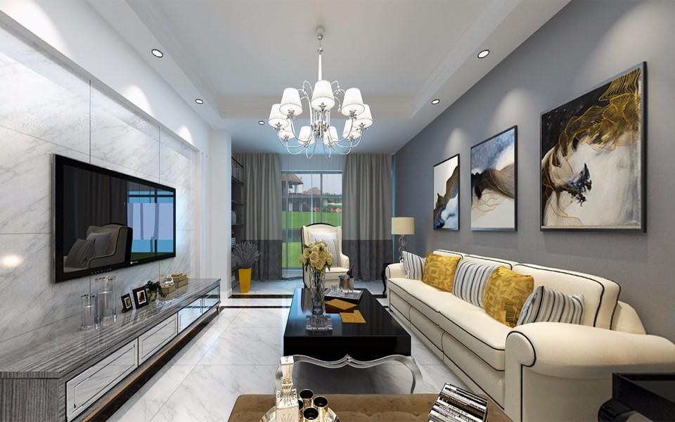 4室2卫2厅130平米现代风格