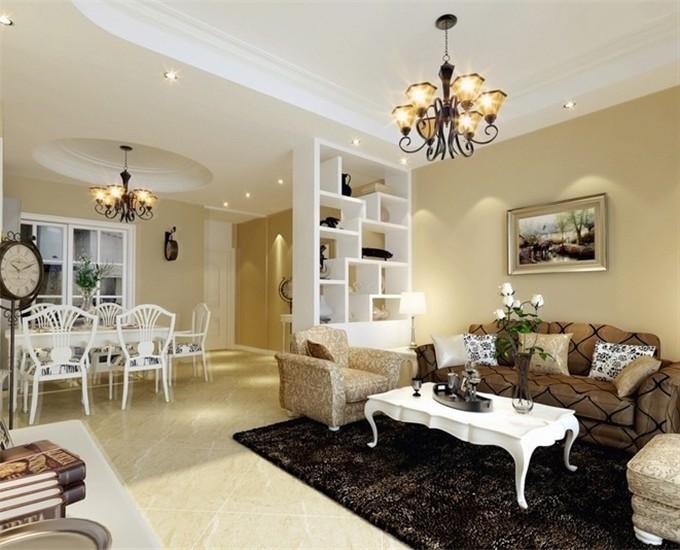 3室2卫1厅160平米简约风格