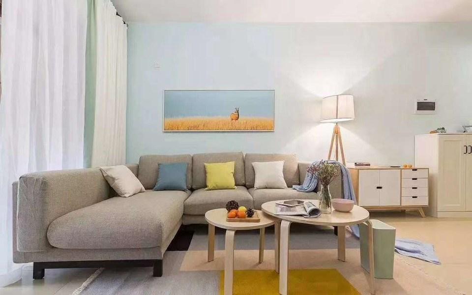 2020簡單90平米裝飾設計 2020簡單一居室裝飾設計