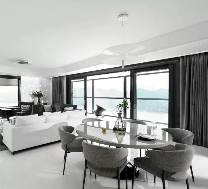 4室1卫2厅140平米简约风格