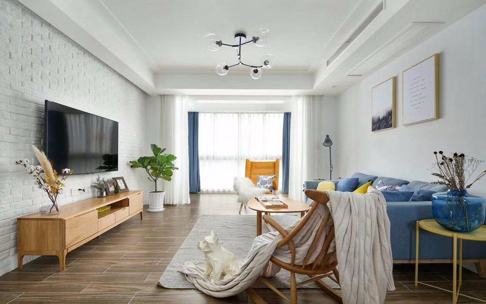 2021简约240平米装修图片 2021简约二居室装修设计