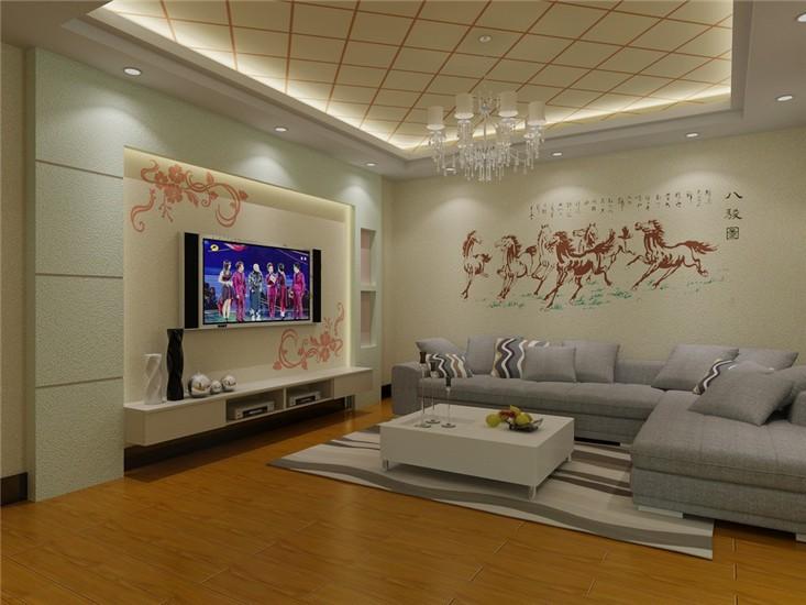 3室2卫1厅153平米现代风格