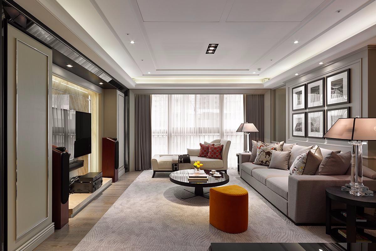 2020經典110平米裝修設計 2020經典一居室裝飾設計