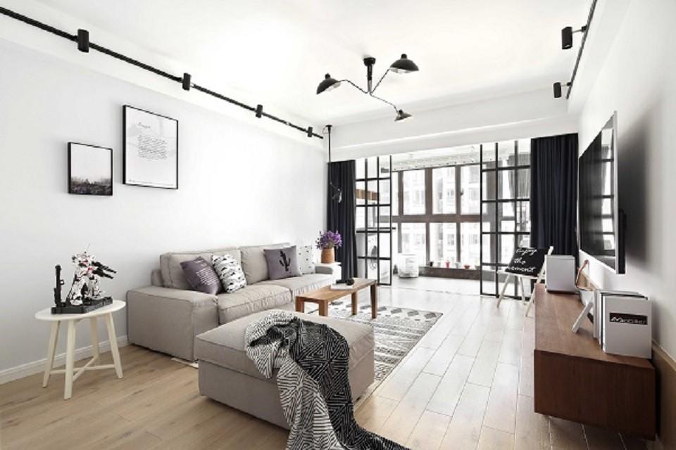 3室2卫2厅119平米现代简约风格