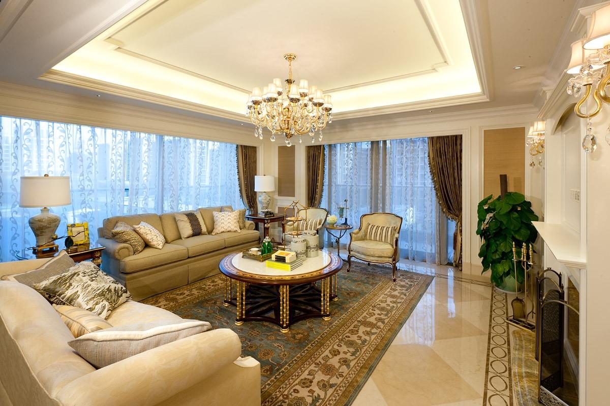 3室1卫2厅美式风格