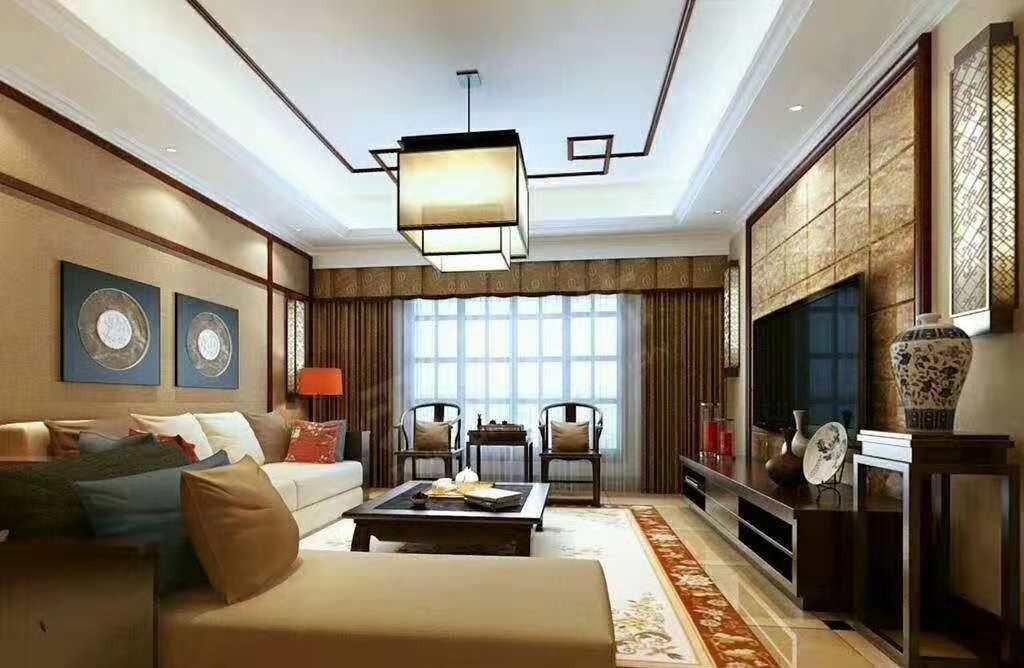3室2卫2厅107平米简欧风格