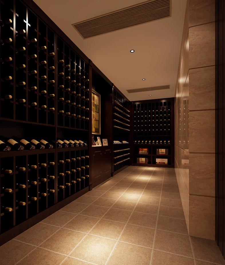 2020中式酒窖裝修設計圖片 2020中式地磚裝修效果圖大全