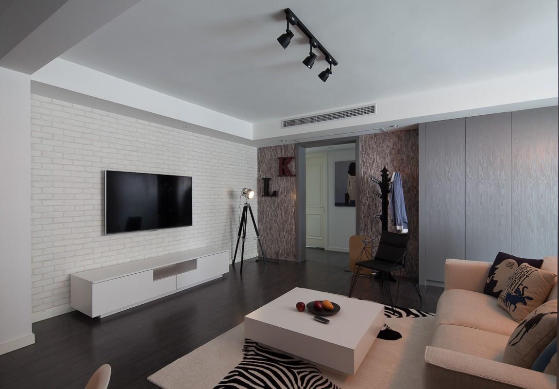 3室2卫2厅116平米混搭风格