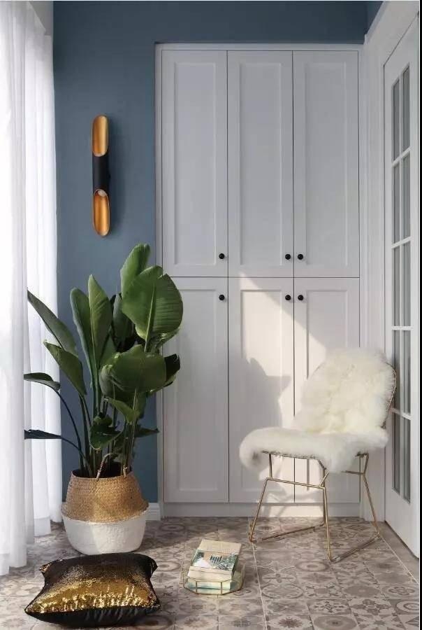 2020美式起居室裝修設計 2020美式衣柜裝修設計