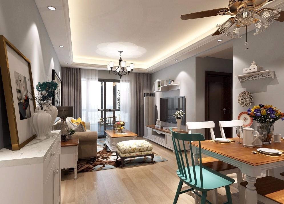 3室2卫2厅现代简约风格