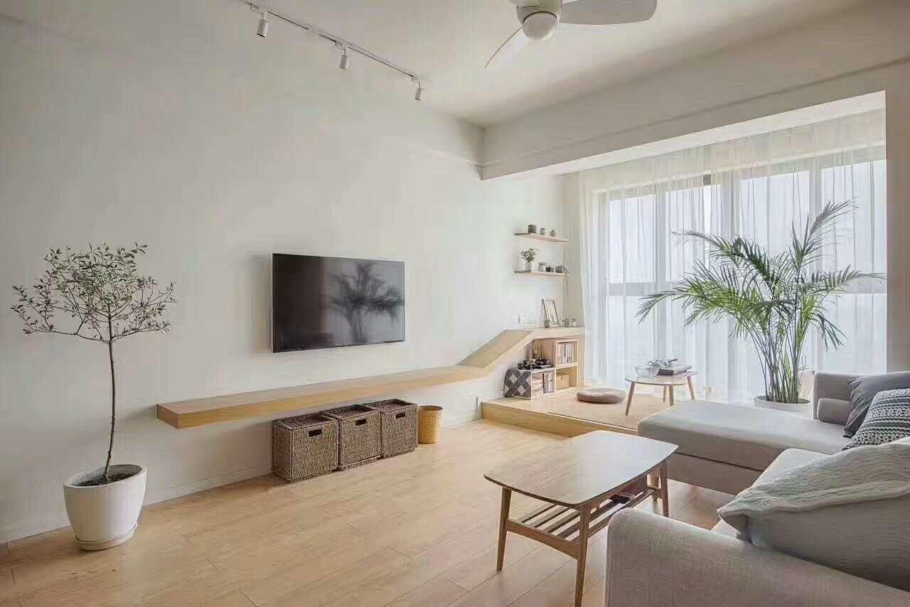 3室1卫2厅130平米北欧风格