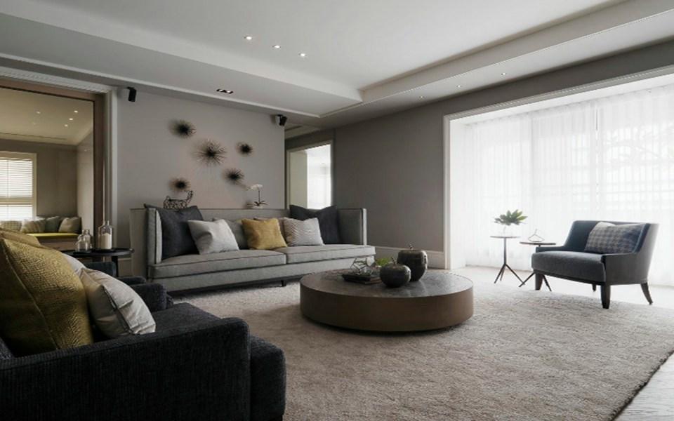 2021北欧70平米设计图片 2021北欧三居室装修设计图片