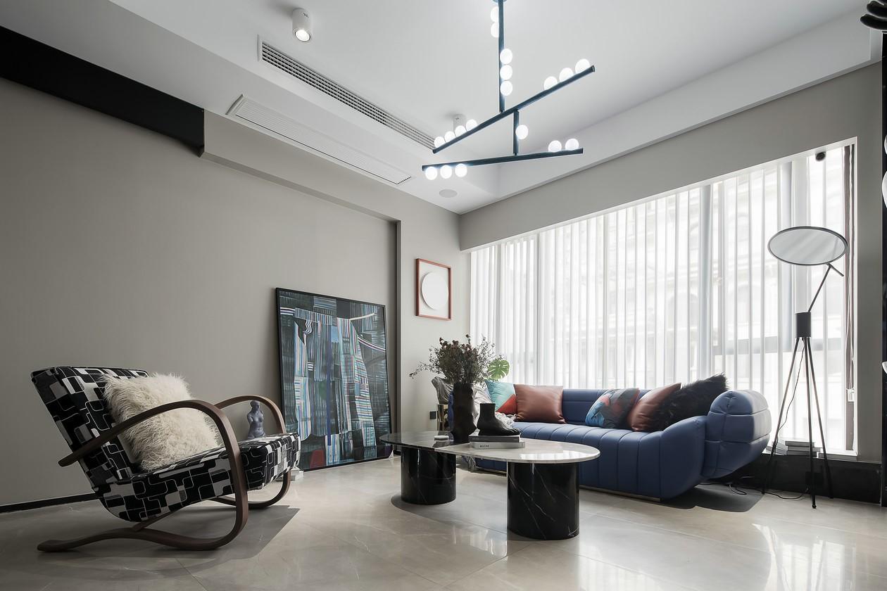2室2卫4厅330平米现代风格