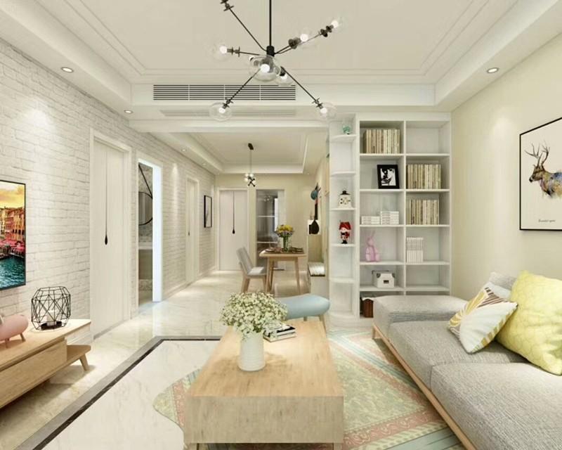 4室2卫2厅150平米欧式风格