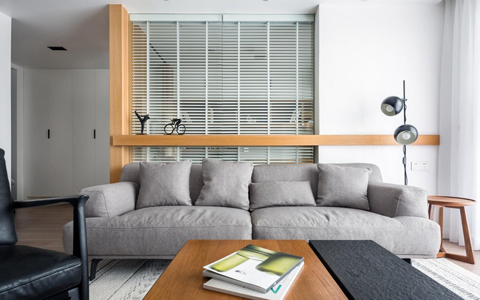 2021现代中式90平米装饰设计 2021现代中式小户型装修效果图大全