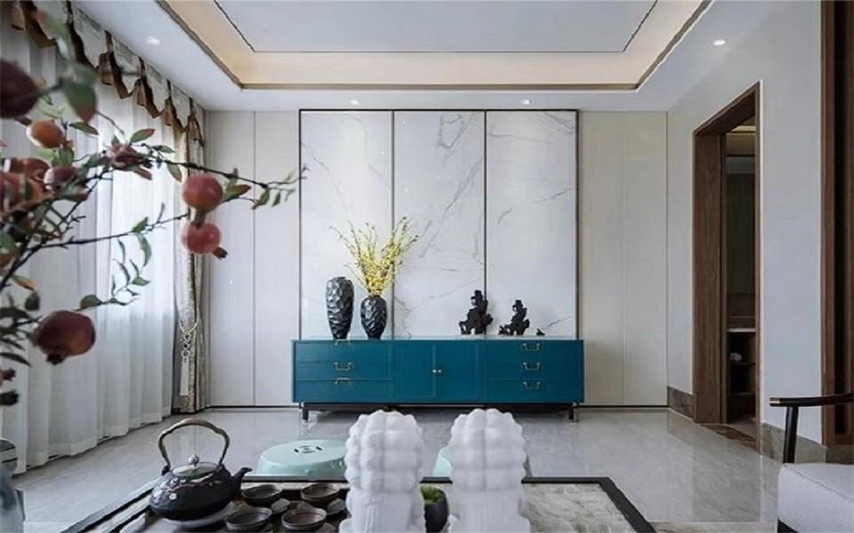 2019現代中式240平米裝修圖片 2019現代中式別墅裝飾設計