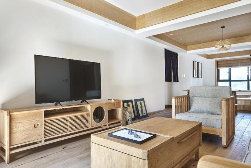 2020現代中式150平米效果圖 2020現代中式二居室裝修設計
