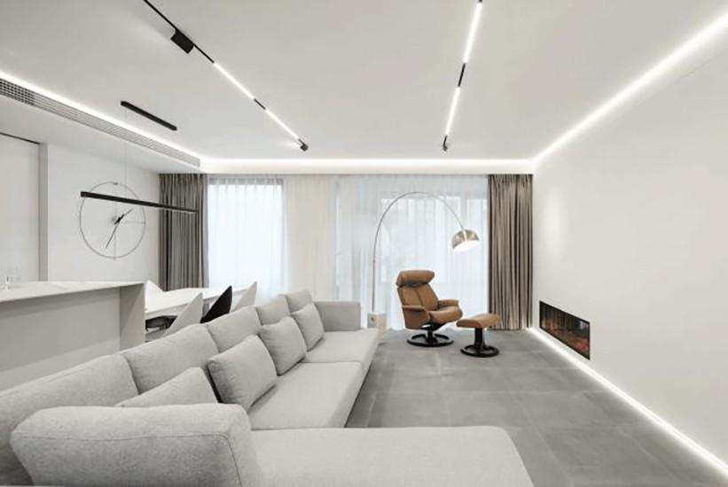 2室2卫2厅现代简约风格