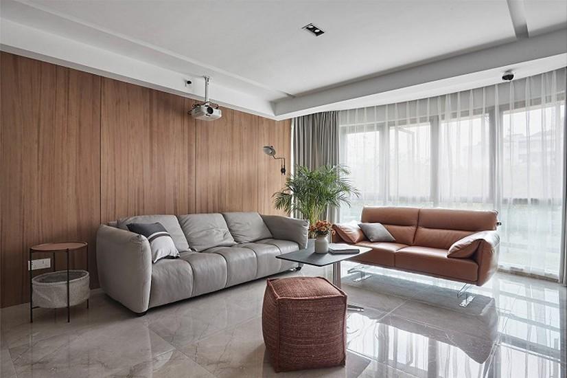3室2卫2厅140平米简约风格