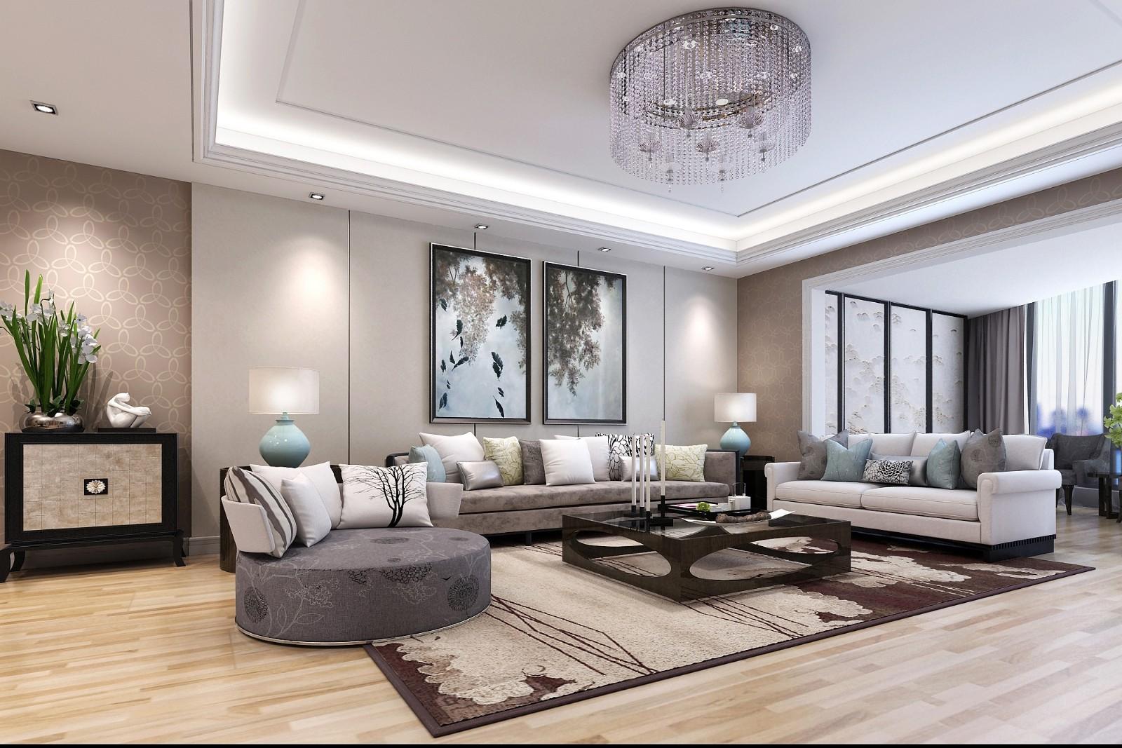 5室4卫2厅230平米现代风格