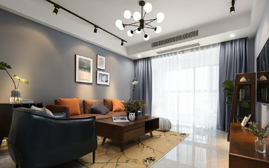 2室1卫2厅85平米美式风格