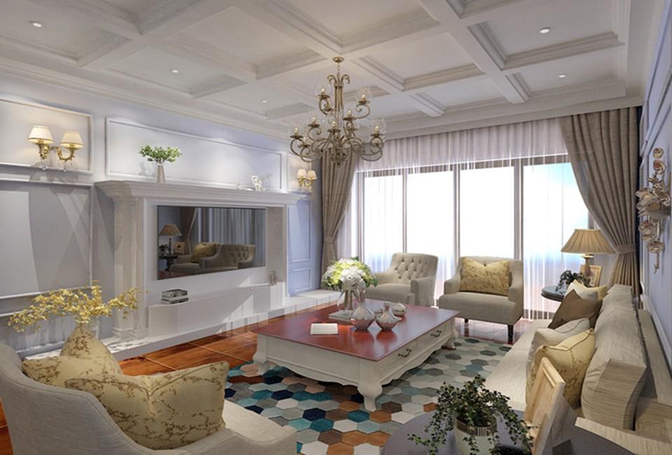 2020后现代240平米装修图片 2020后现代套房设计图片