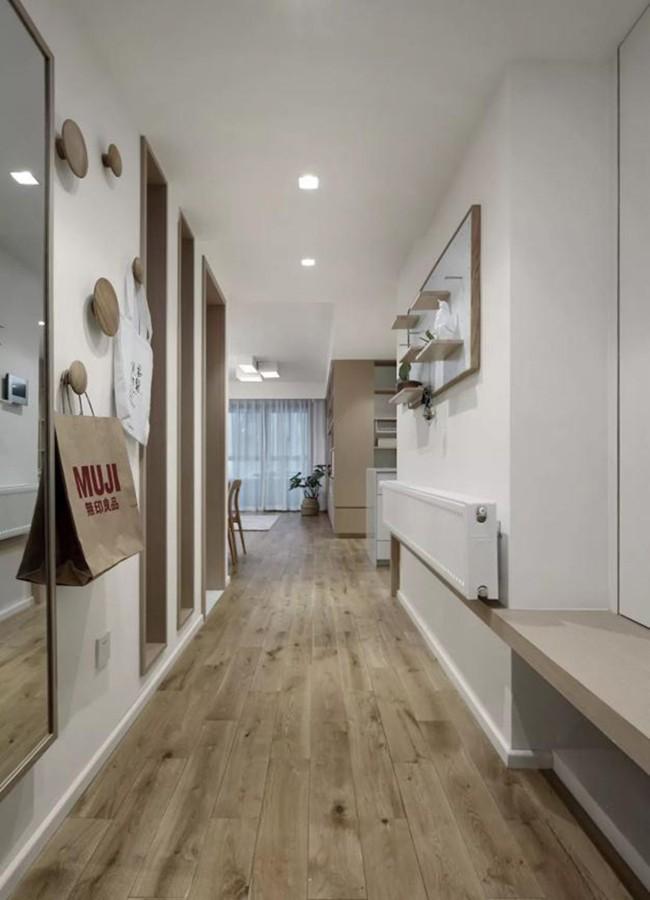 2室1卫1厅120平米北欧风格