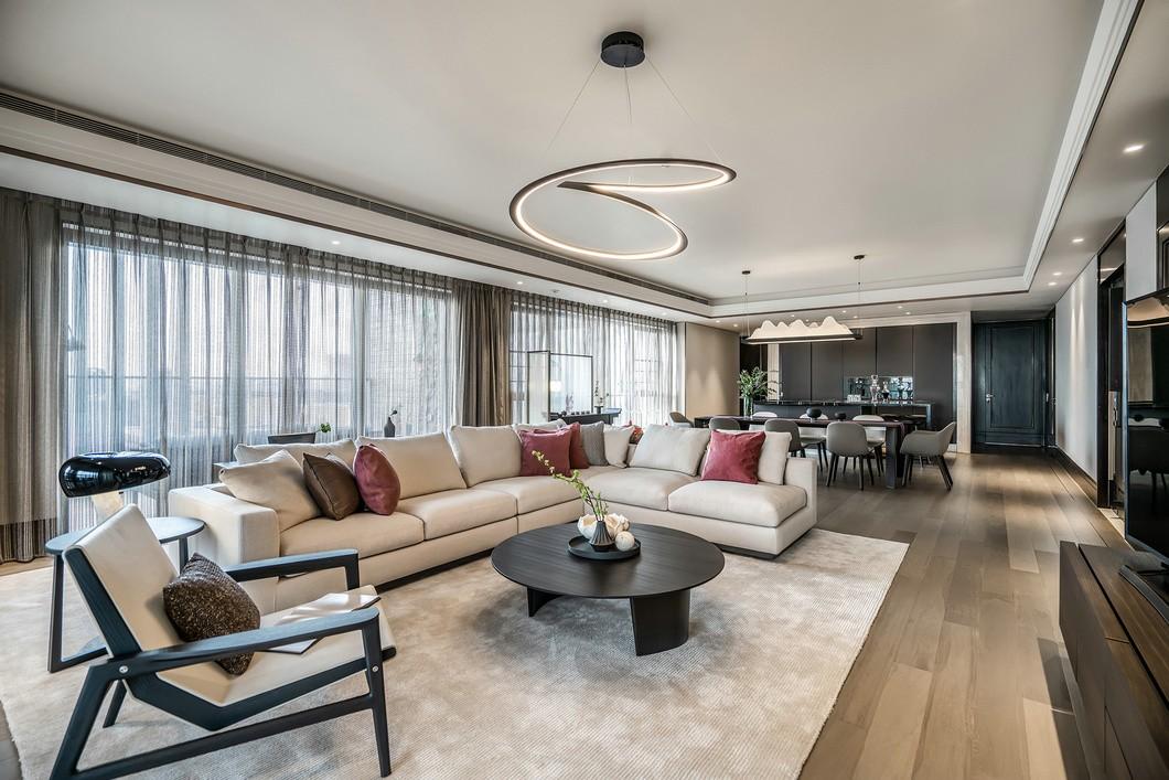 4室2卫3厅350平米中式风格