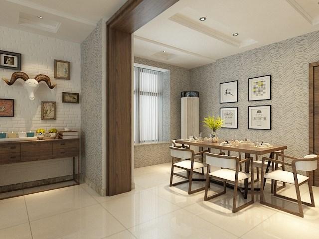 2020工業110平米裝修設計 2020工業二居室裝修設計