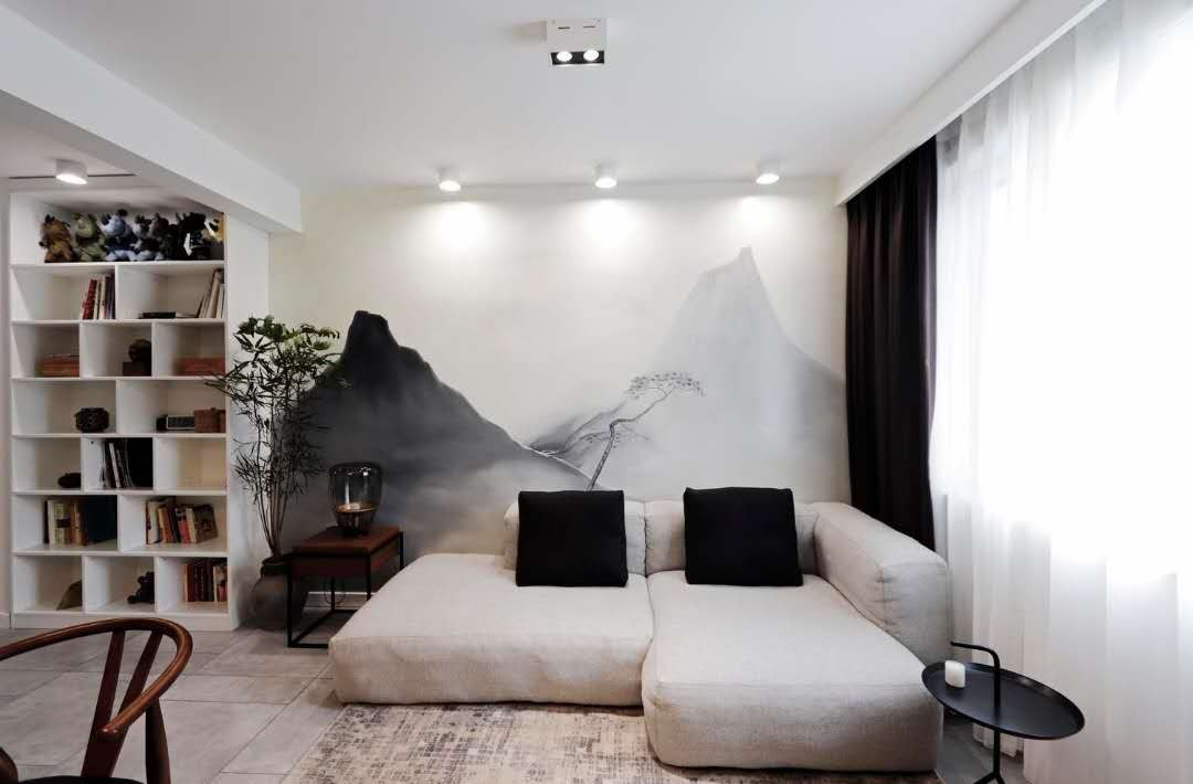 2室1衛1廳現代簡約風格