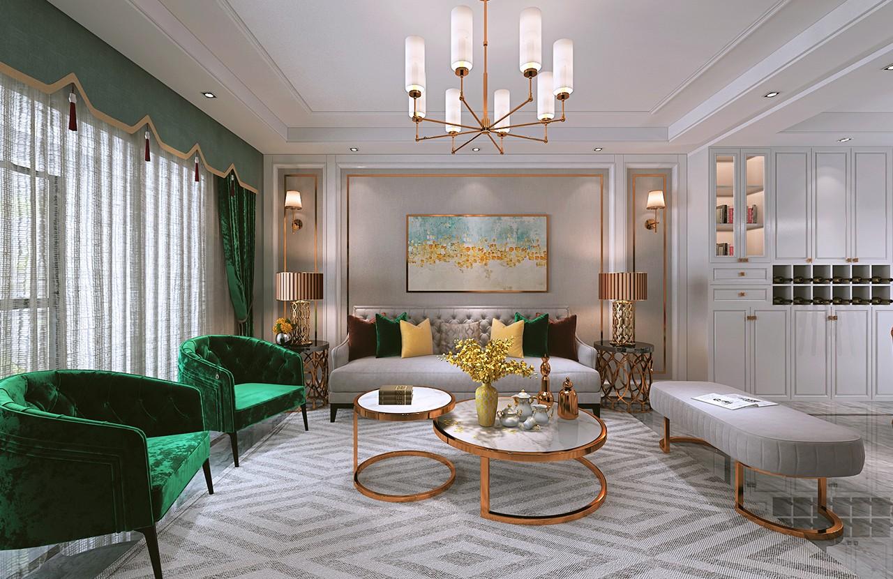 2020宜家客厅装修设计 2020宜家细节装饰设计