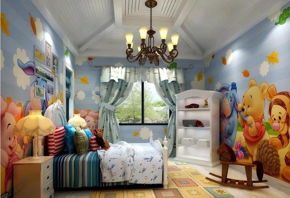 2020宜家儿童房装饰设计 2020宜家细节装修图片