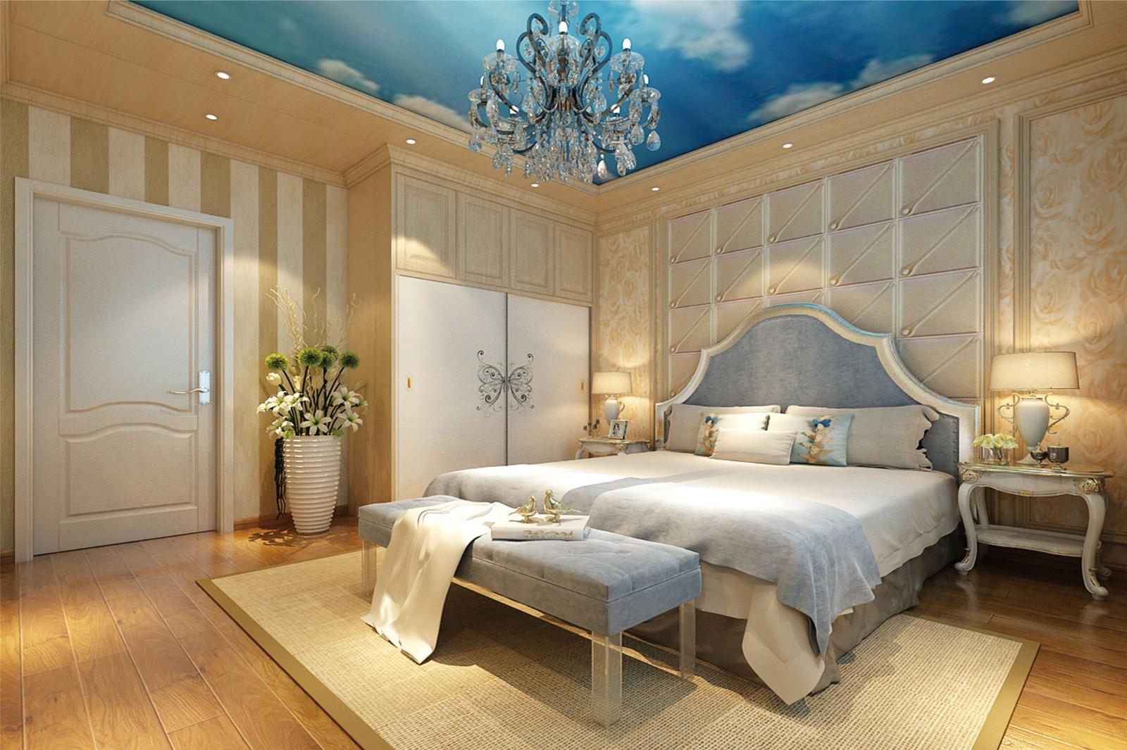 4室2厅3卫180平米复式简欧平安彩票网