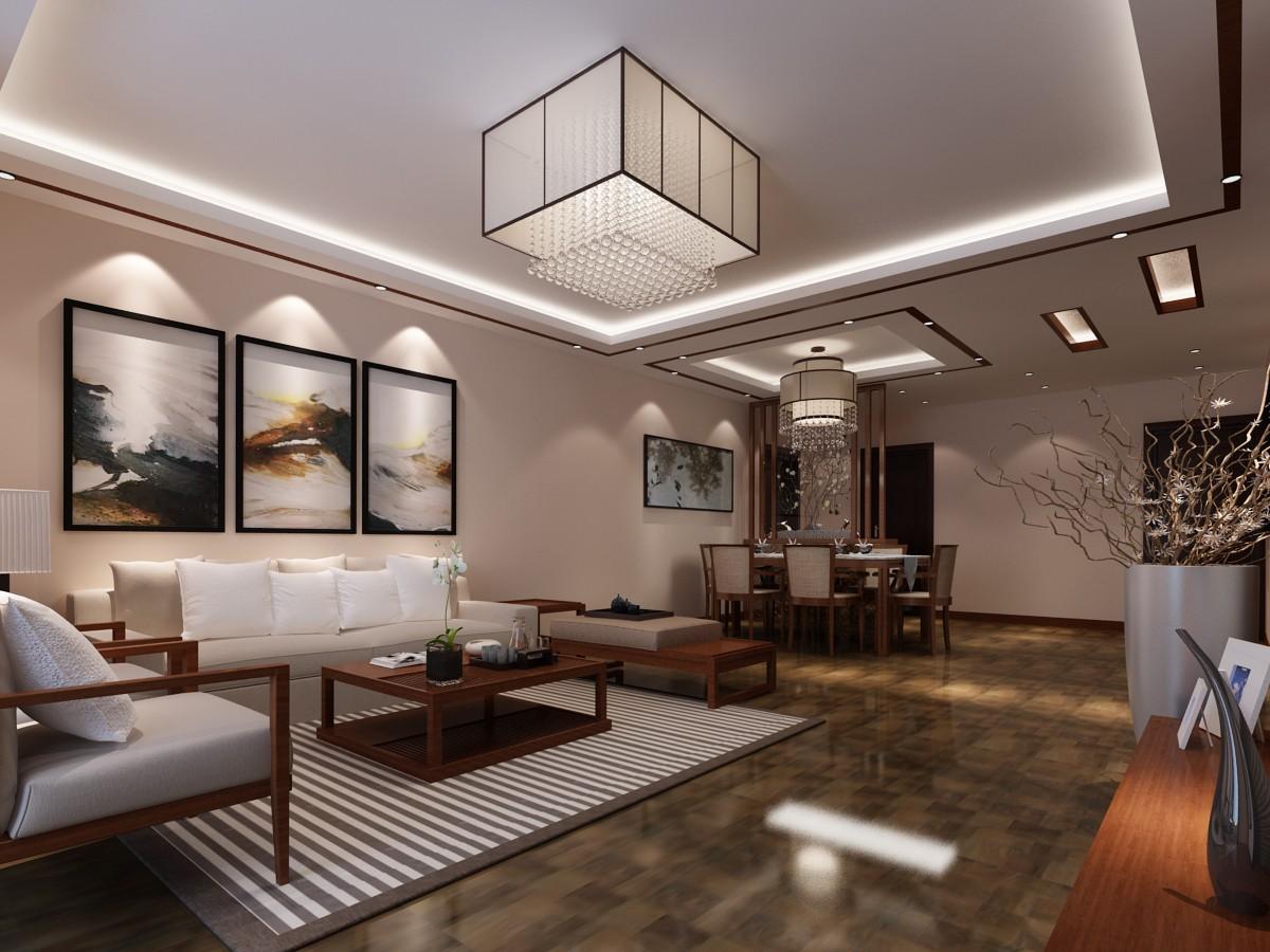 三室两厅新中式