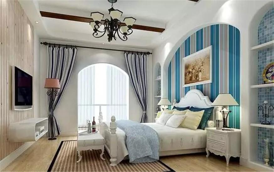 2室1卫1厅100平米简欧风格