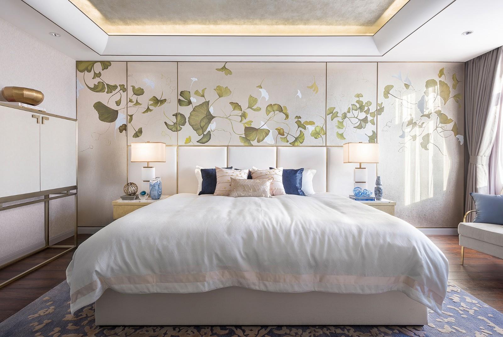 3室2卫2厅160平米现代风格