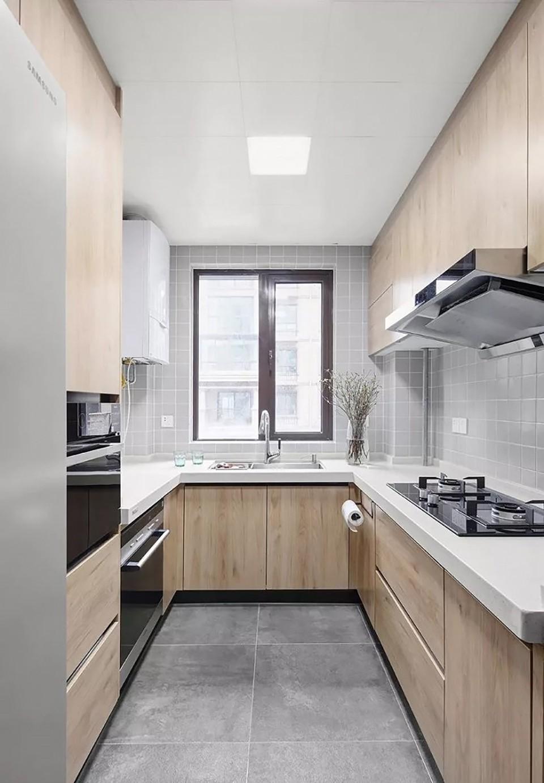 2019简单厨房装修图 2019简单橱柜装修效果图片
