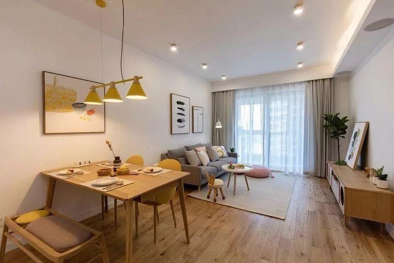 2019日式150平米效果图 2019日式三居室装修设计图片